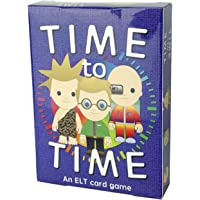 Kav's ELT Games 英語 カードゲーム Time to Time