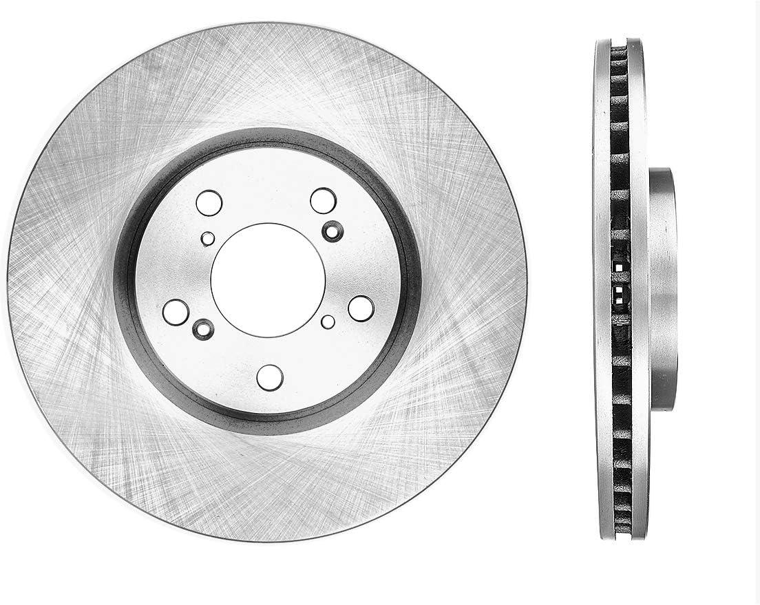 Front 330 mm /& Rear 334 mm Brake Disc Rotors For ACURA MDX ZDX HONDA PILOT