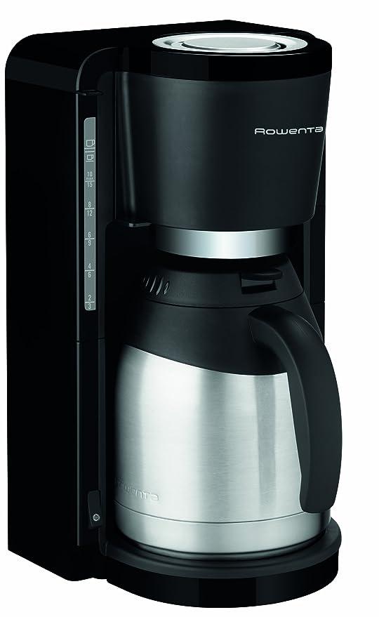 Rowenta CT3818 10 Adagio - Cafetera con jarra isotérmica: Amazon ...