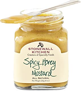 product image for Stonewall Kitchen Spicy Honey Mustard, 8 Ounces