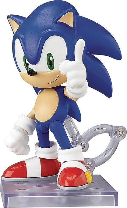 Amazoncom Good Smile The Hedgehog Sonic Nendoroid Ez Version