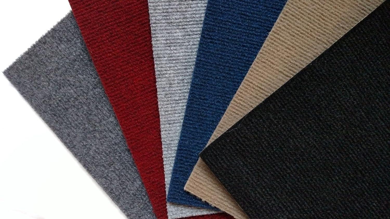 144 Square Feet Amazoncom Carpet Tiles Peel And Stick Blue 12 Inch 36 Square