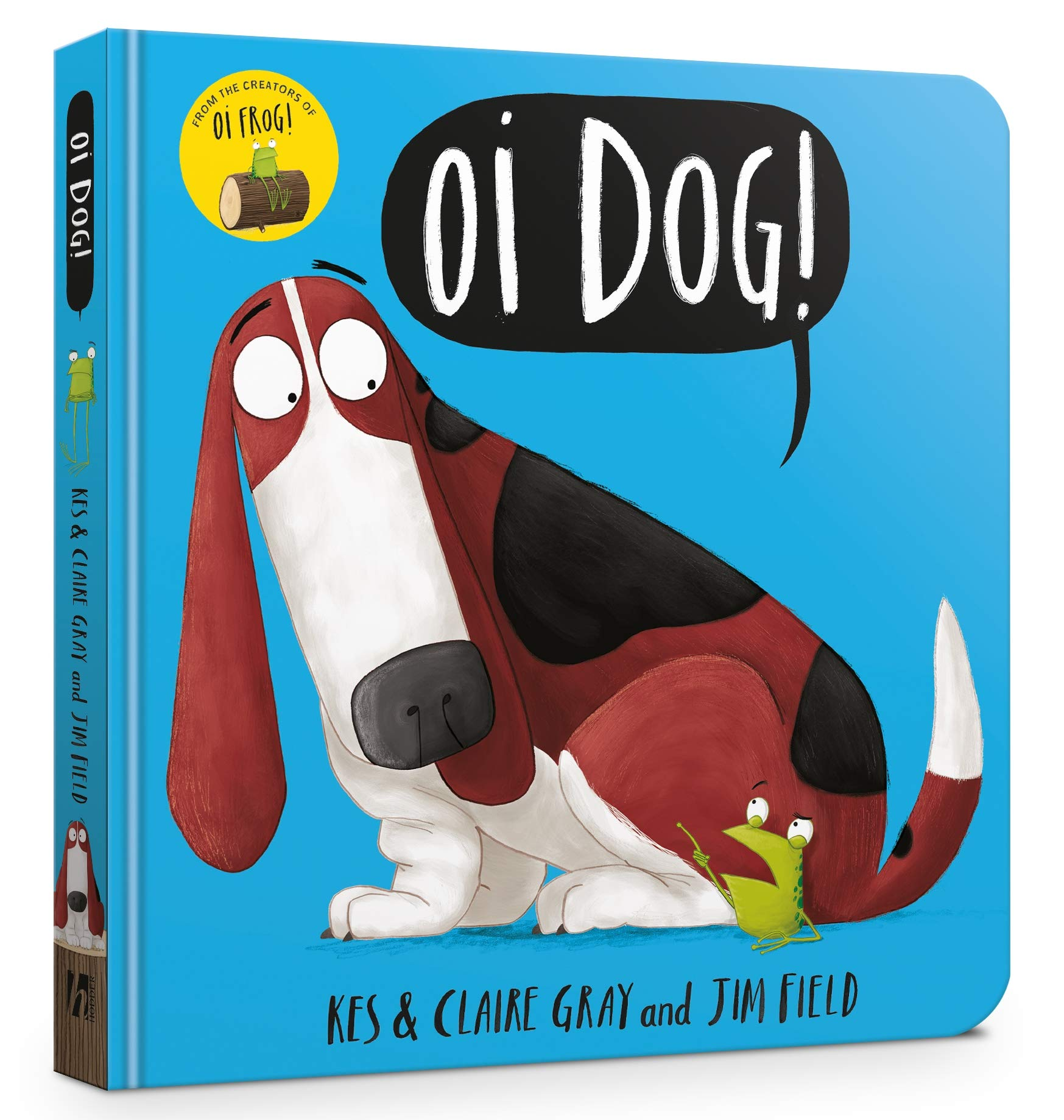 Oi Dog! Board Book (Oi Frog and Friends) pdf epub