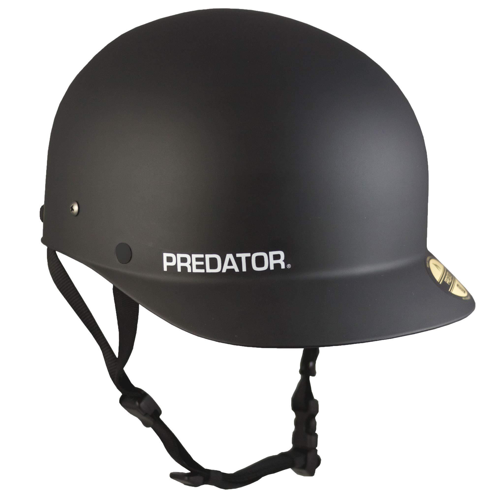 Predator Shiznit Kayak Helmet-MatteBlack-S/M by Predator