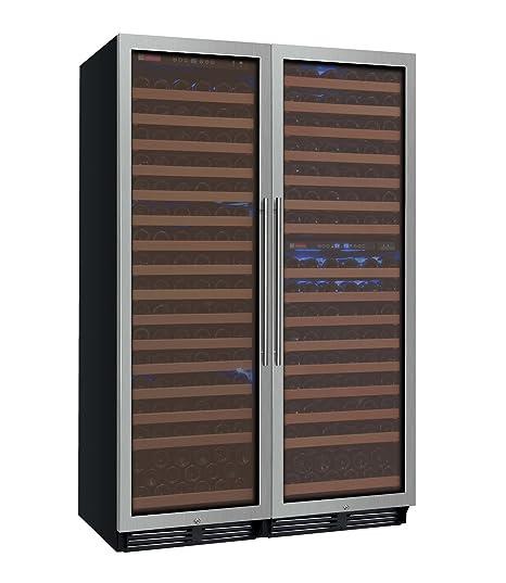 Amazon.com: allavino yhwr Puerta lado a Vino refrigerador ...