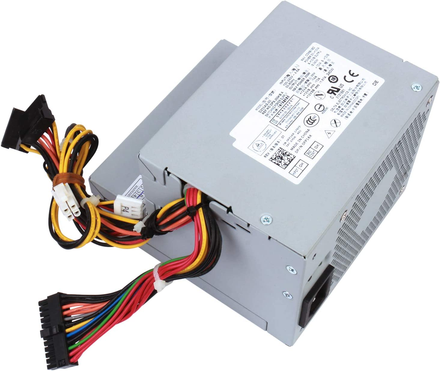 New 255W Power Supply PC8051 D255ED-00 D255AS-00 for Dell 760 780 960 L255P-01