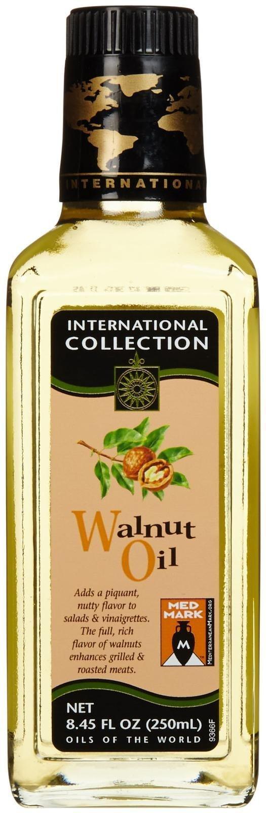 International Collection Walnut Oil - 8.45 Ounces