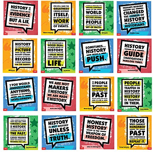 (Historians on History Mini-Poster Set of)
