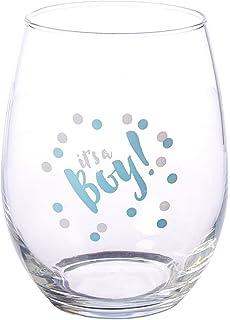 9c2401eb651 Amazon.com | Kate Aspen, Brunch Is Always A Good Idea, Stemless Wine ...