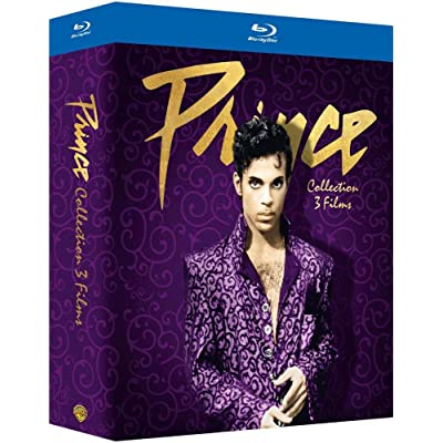 Prince - Collection 3 films : Purple Rain + Under The Cherry Moon + Graffiti Bridge [Francia] [Blu-ray]