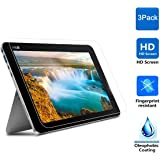 """KuGi Asus Transformer Mini T102HA screen protector - Ultra-thin (3 Pack) HD clear protector for for ASUS 10.1"""" Transformer Mini T102HA-D4-GR 2 in 1 Touchscreen Laptop(3pcs)"""
