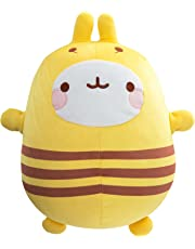 TOMY Super Soft Bumble Bee Molang Plush