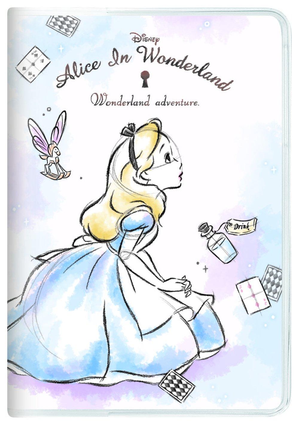 Kamio Japan Disney Princesa Alicia en el país de las ...