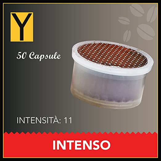 21 opinioni per Yespresso Capsule Lavazza Espresso Point Compatibili Intenso- Confezione da 50