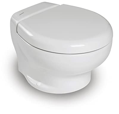Thetford Marine NANO ECO Macerating Toilet, 12V, White