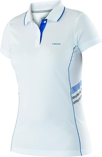 Head Club Technical - Polo para Mujer