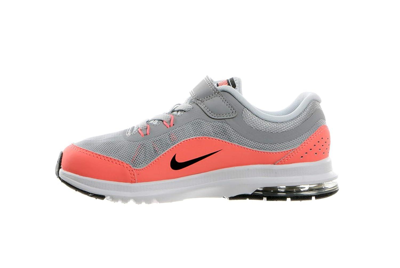 Nike AIR MAX Dynasty 2 Preschool Girls Running Athletic Shoes (2.5Y) Wolf Grey