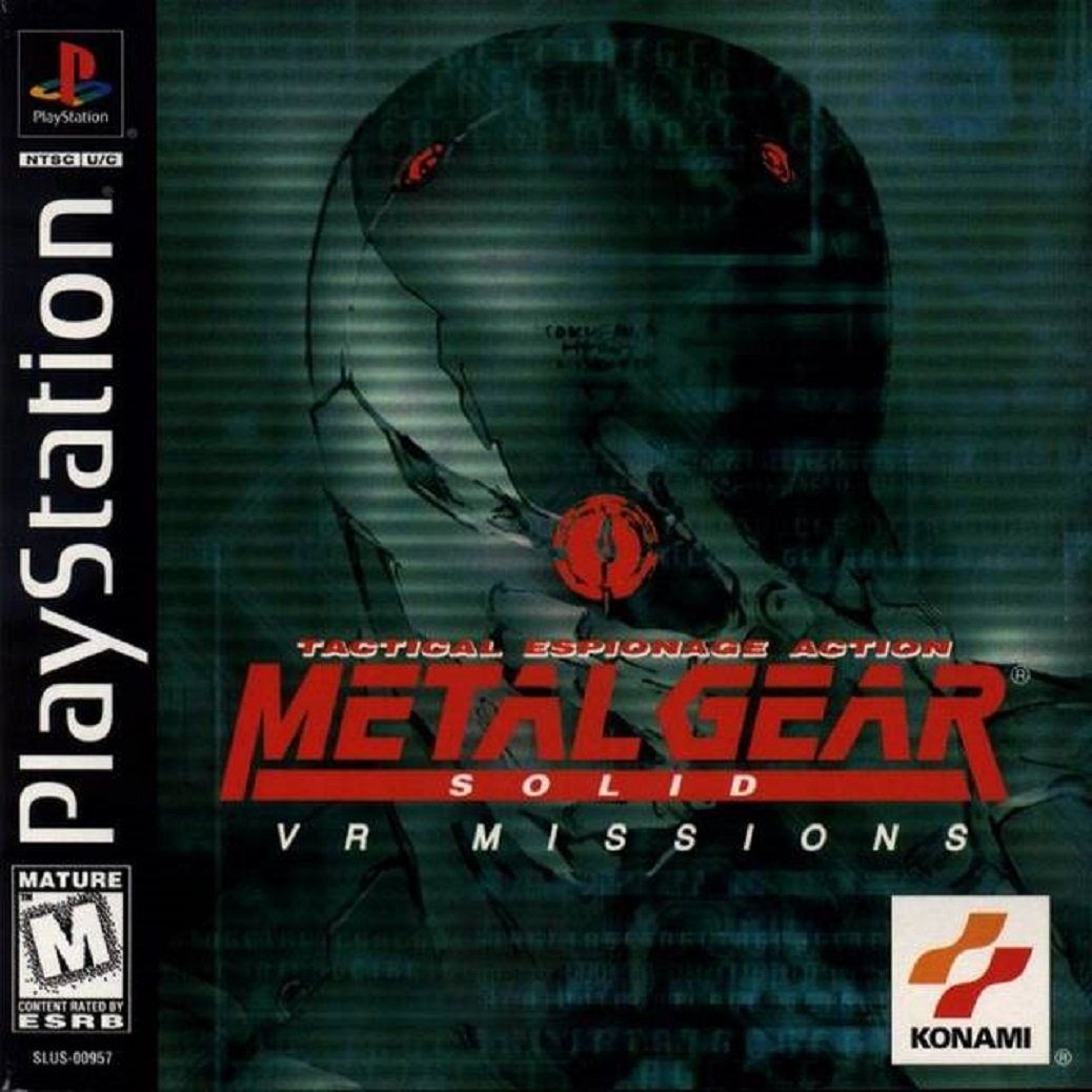 Amazon.com: Metal Gear Solid: VR Missions: Video Games