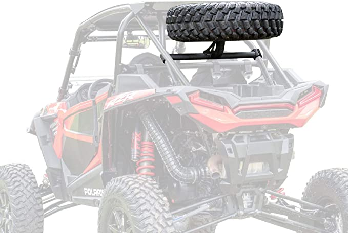 POLARIS RZR XP 1000 SXS Spare Tire Rack-rear bumper 1.75