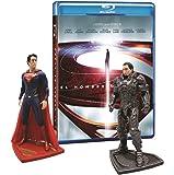 Man Of Steel [Blu-Ray + DVD + Figuras Superman y Zod]