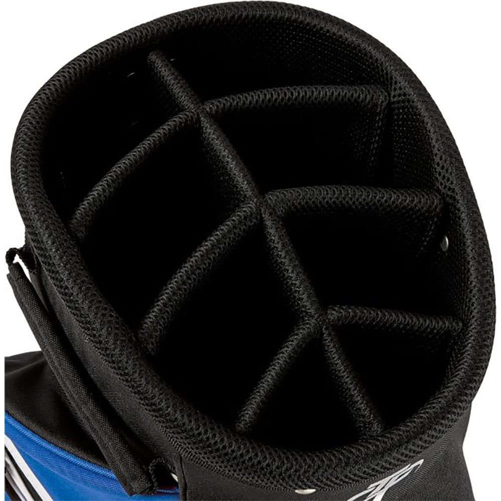 Top Flite 2018 Golf Cart Bag Mens Lightweight 8-Way Top - Black/Blue by Top Flight (Image #3)