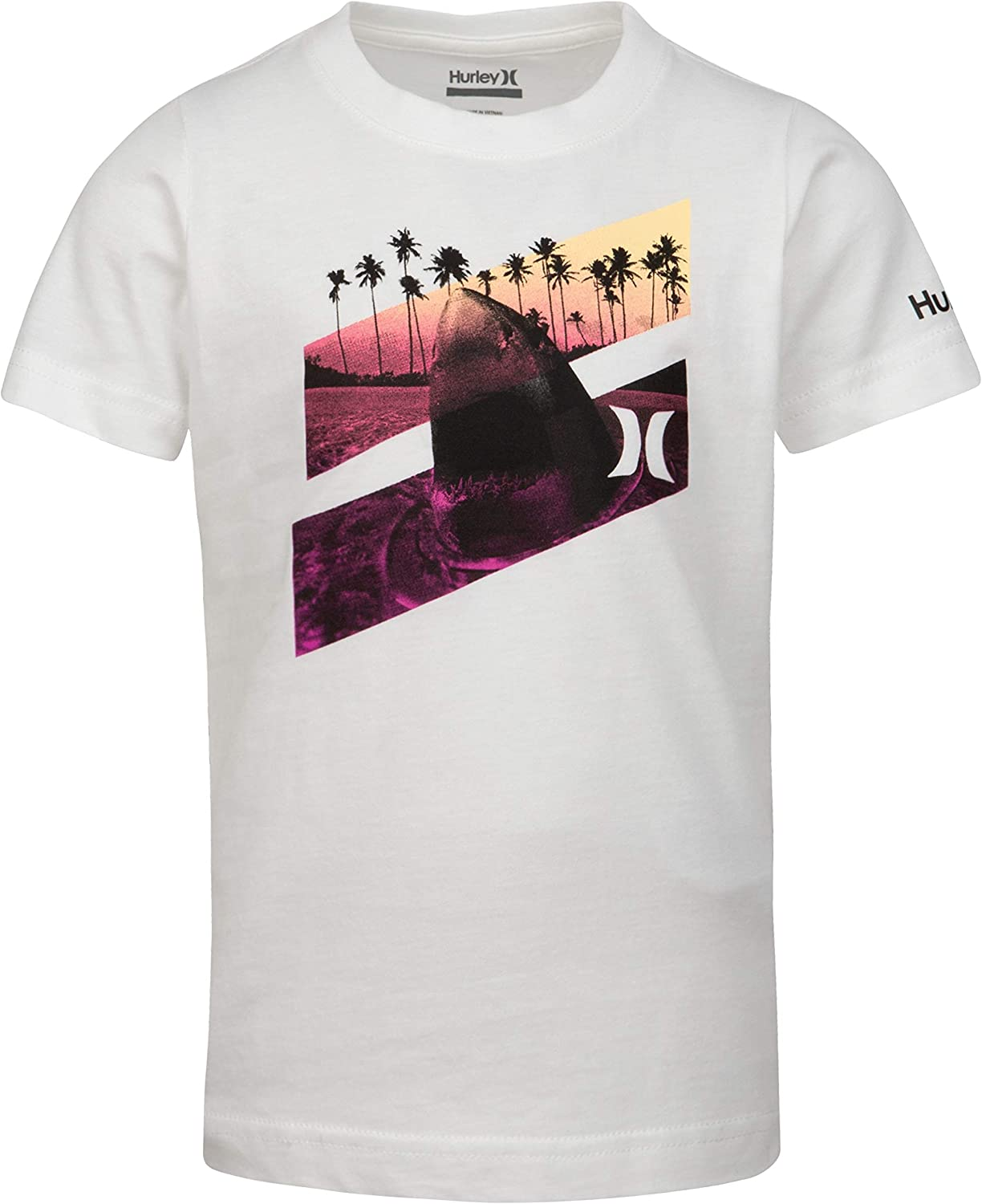 Hurley Boys' Graphic T-Shirt