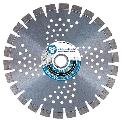 Diamante (clickandtools® BLG armiert de hormigón, granito waschbeton, Techo Sartenes, waschbeton