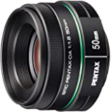 Pentax DA 50mm f1.8 lens for Pentax DSLR Cameras (Discontinued by Manufacturer)