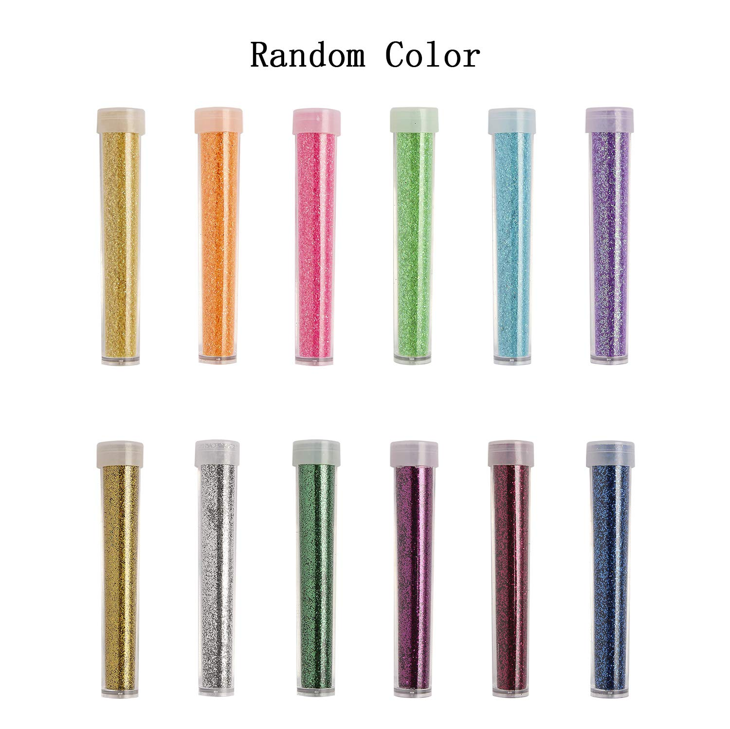 Measuring Cups Yaromo 82 Pieces Epoxy Glitter Tumblers Kit Glitter Tumblers Dropping Pipette Includes Magic Epoxy Brush Gloves for DIY Mixing Measuring Beaker with Mixing Sticks Fine Glitter