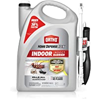 Ortho Home Defense Max Indoor Insect Barrier: With Extended Reach Comfort Wand, Pest Control, No Stains, Starts to Kill…