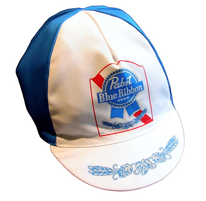 Bella Capo Cycling Cap Pabst Blue Ribbon.  Amazon.ca  Clothing   Accessories 3ef1caaa5