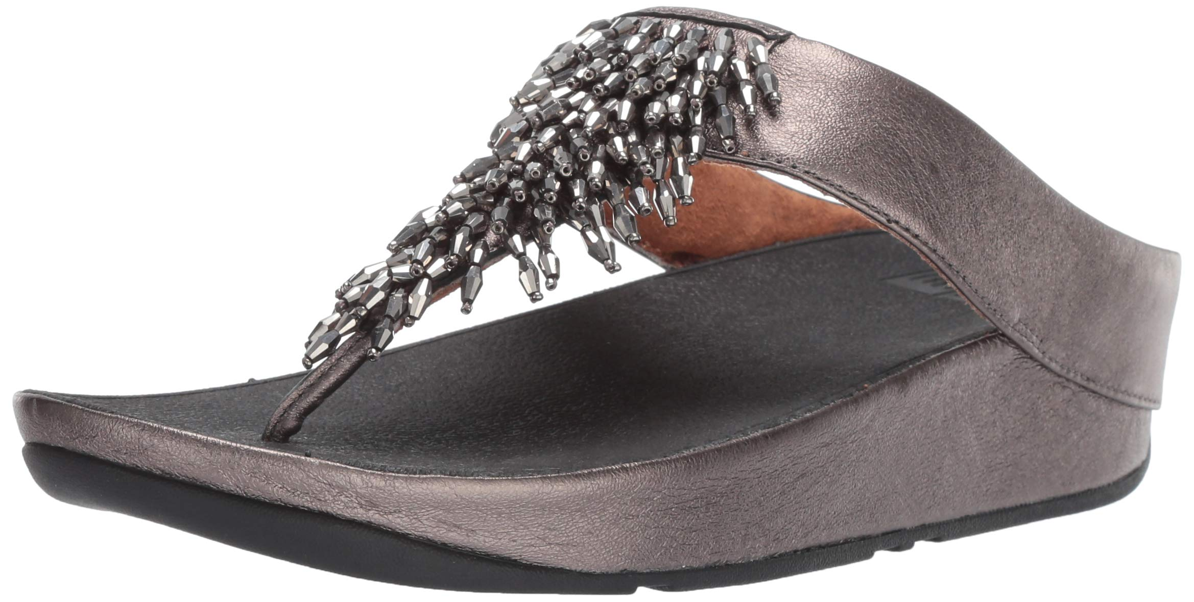 7ea357b2a0c5fc Galleon - FitFlop Women s Rumba Toe-Thong Sandals Flip-Flop