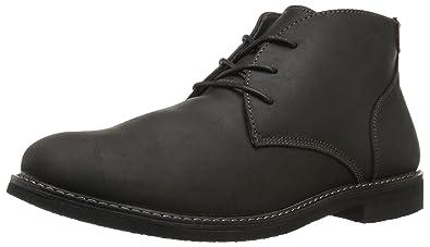 Nunn Bush Men's Lancaster Chukka Boot, Black, ...
