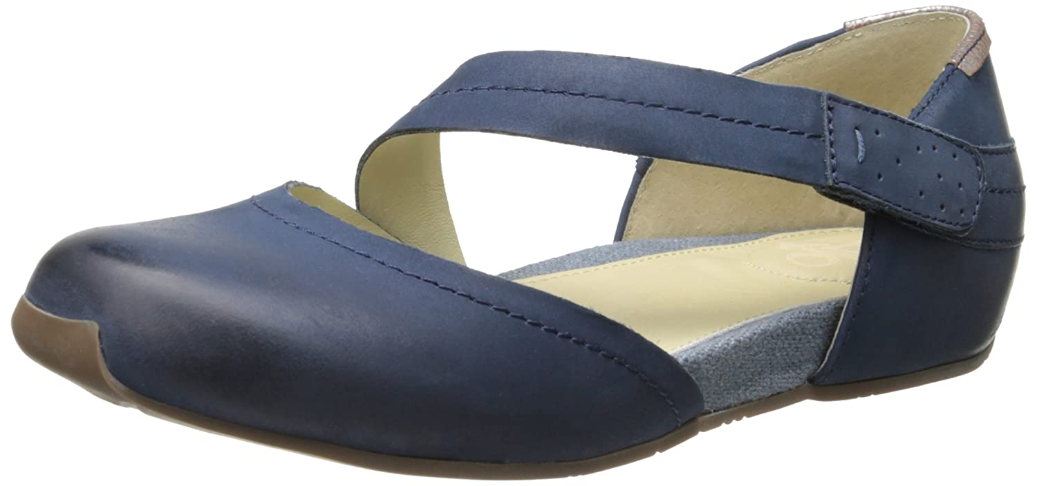 OTBT Women's Pacific City Mary Jane Flat B00PLQVSCM 7.5 B(M) US|Dany Blue