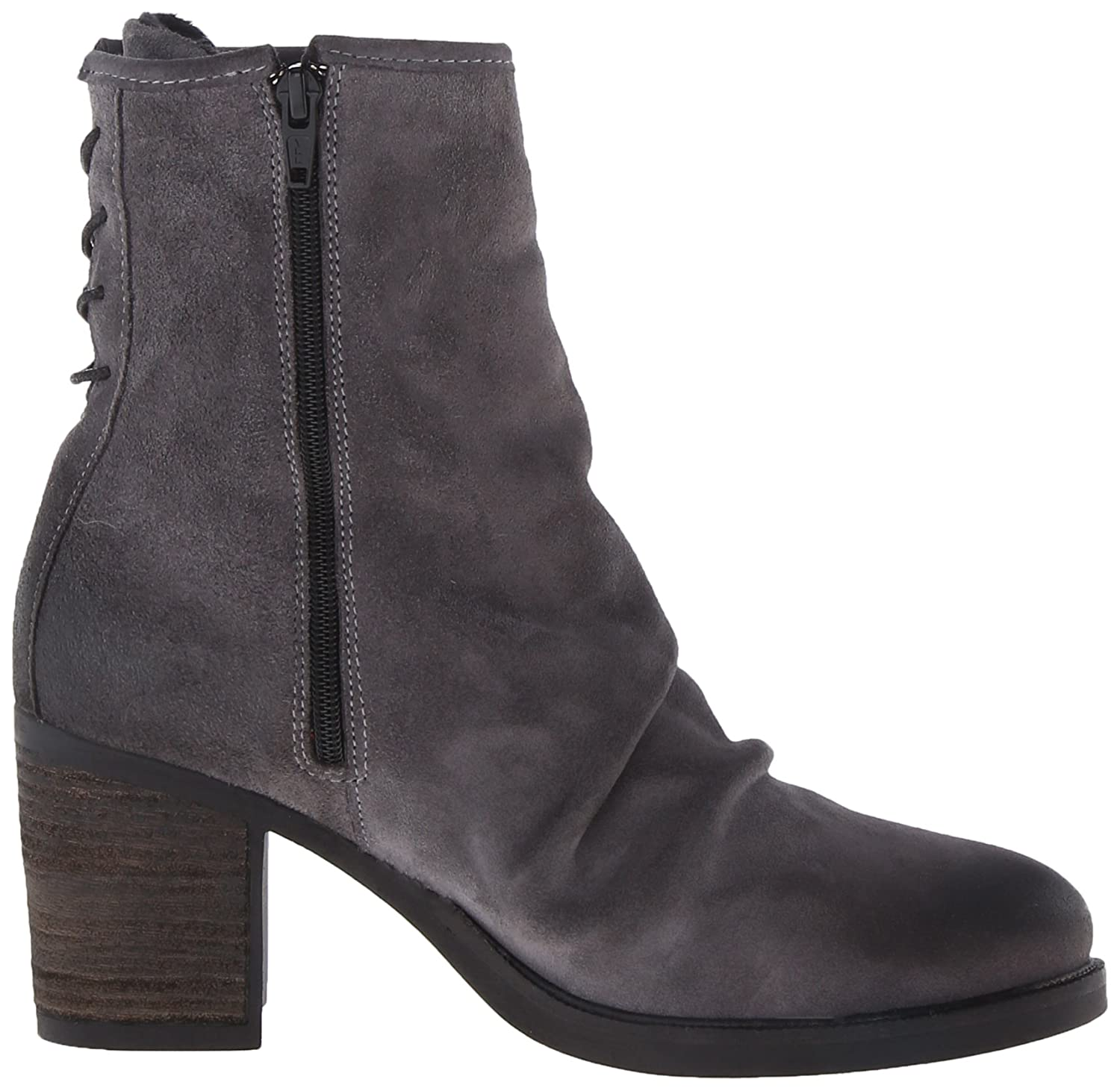 Bos. & M Co. Women's Barlow Boot B00VMUOVKW 36 EU/5-5.5 M & US|Grey Oil Suede c6629b