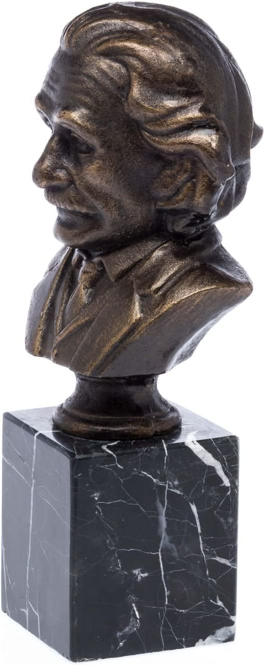 aubaho Buste dAlbert Einstein Fonte