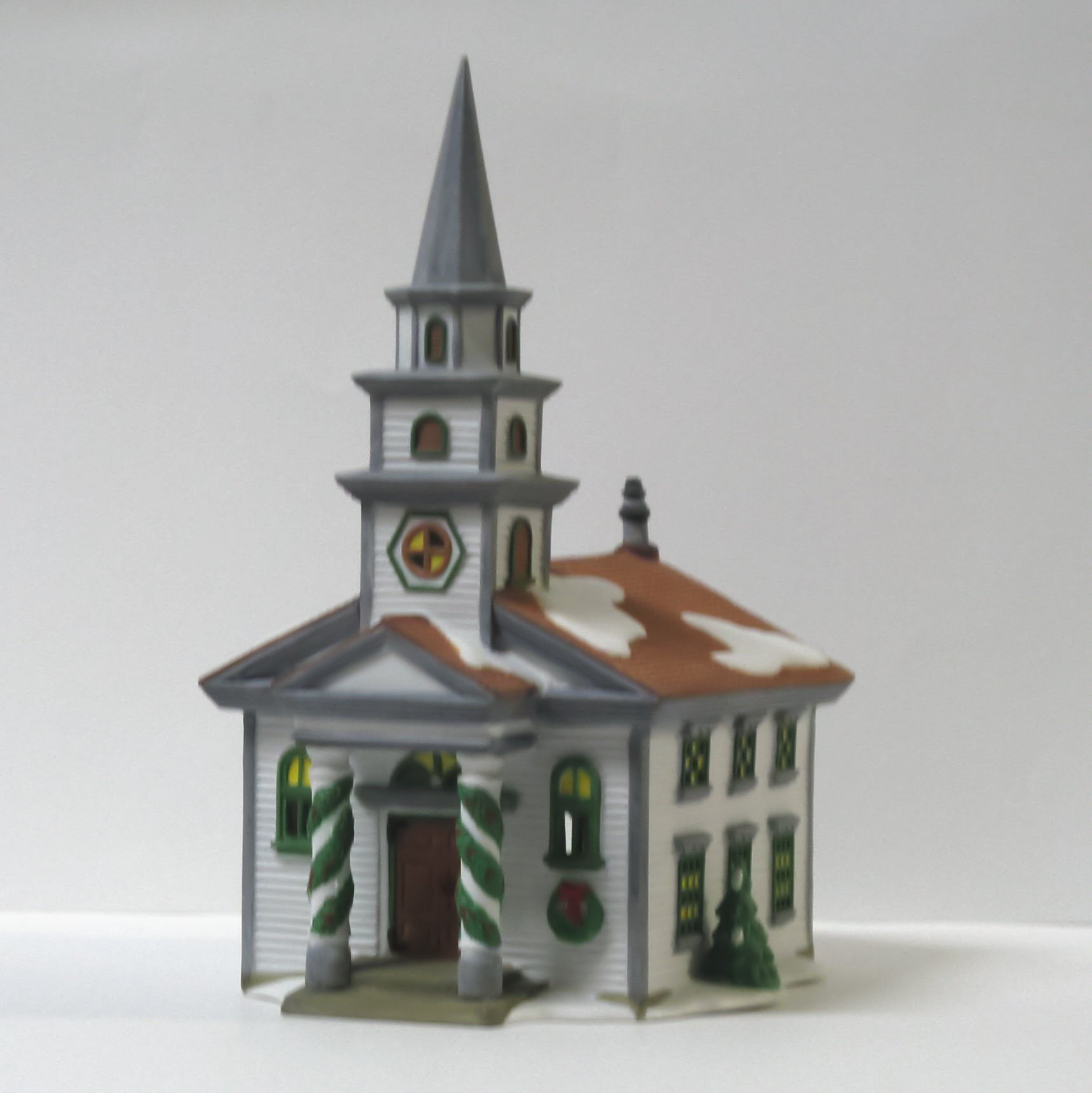 Department 56 New England Village Arlington Falls Church