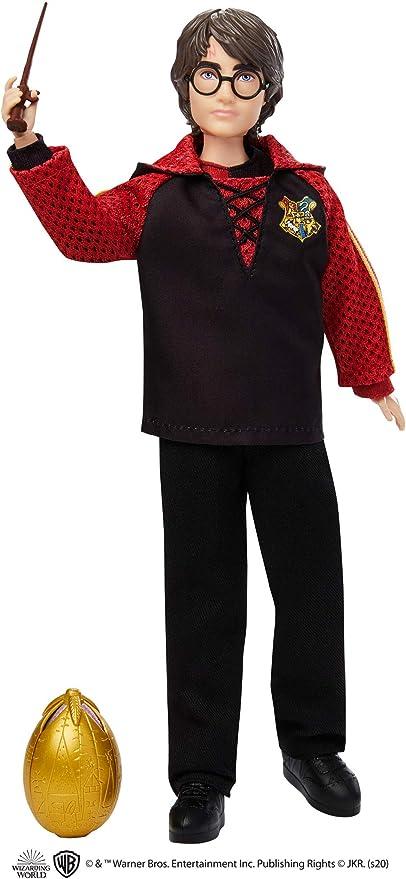Harry Potter Muñeco Harry de la Colección de Cáliz de Fuego (Mattel Gkt97)