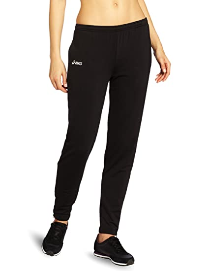 Amazon.com   ASICS Women s Pants Black   Sports   Outdoors 06363c38705