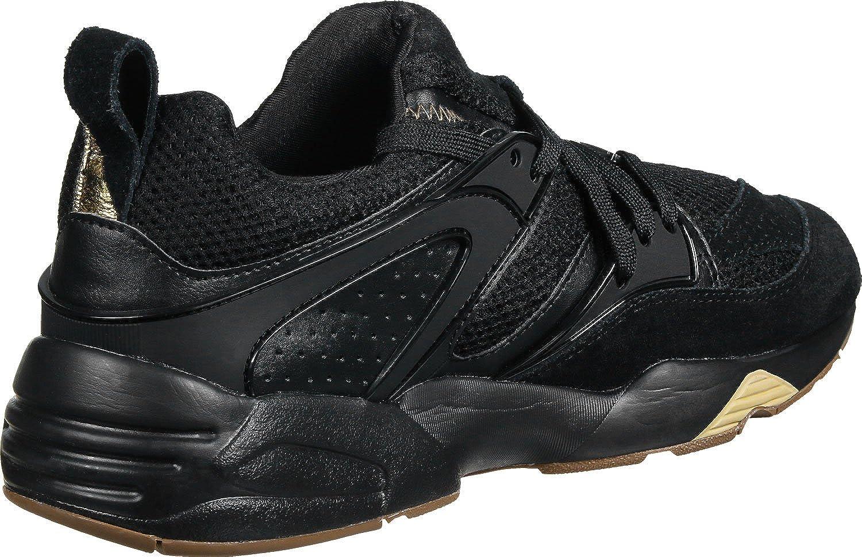 Puma Blaze of Glory x Careaux W chaussures 7,5 black: Amazon