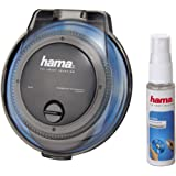 Hama CD Cleaning Kit–Black/Clear