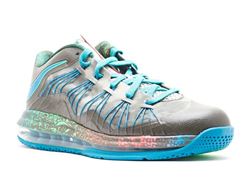 Air Max Lebron 10 Low  Swamp Thing  - 579765-301 - Size 10 -  Amazon ... 547af61a2e6