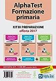 Alpha Test. Formazione primaria. Kit di preparazione. Con software di simulazione