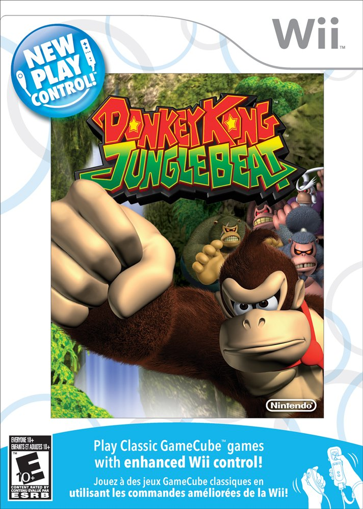 Donkey Kong Jungle Beat - Wii U [Digital Code]