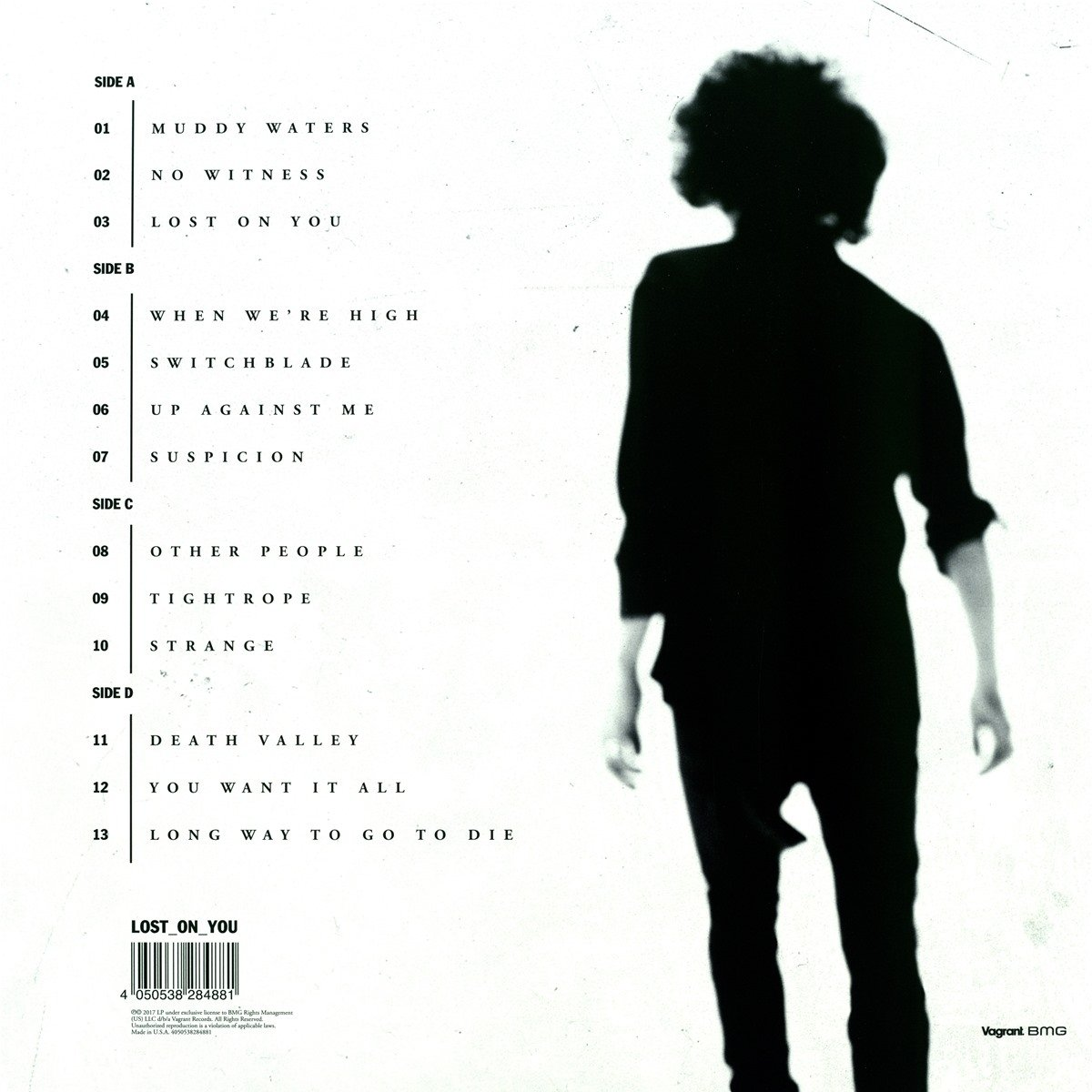 Lp Lost On You Amazon Com Music