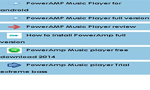 download poweramp music player pro free
