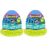 Set of 2 Mashems Hatchems Figures - Crack And Hatch A Squishy Surprise Manufacturer: Hatchems Mashems