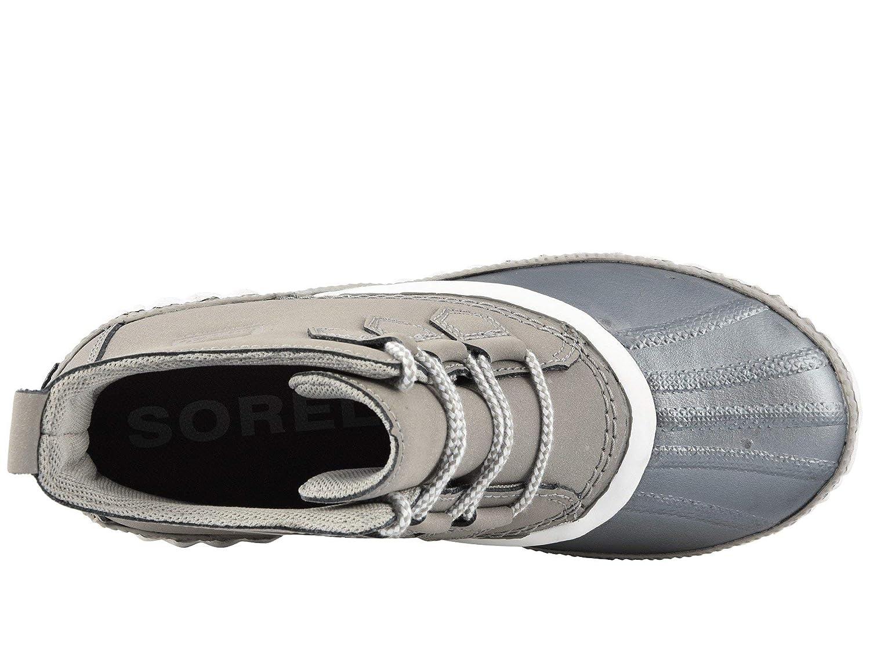Sorel Out Out Sorel 'n About Plus NL3148-061 Damen Winter Stiefelette Chrome Grau Grau 664e42