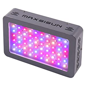 MaxiSun Dimmable LED Grow Light Series