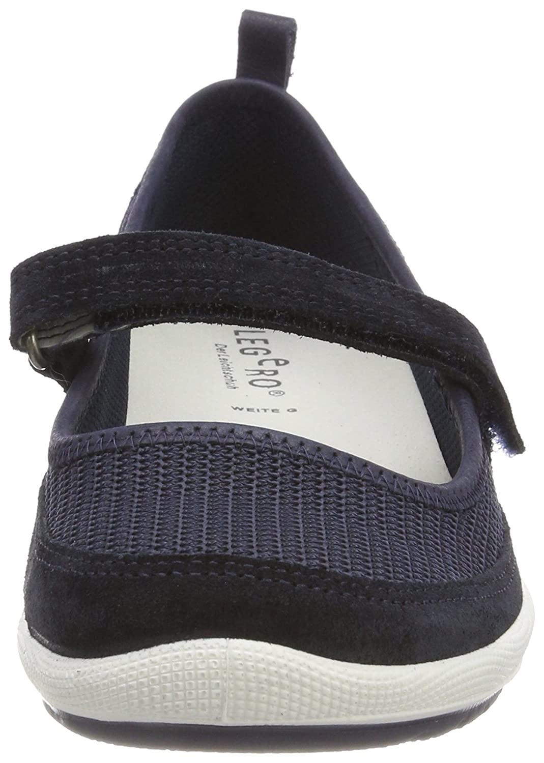 Superfit Legero Damen Ballerina Slipper Salina Pacific Salina Slipper Pacific ... d214a6